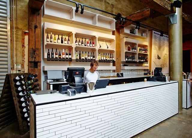 Red Hill Epicurean Centre Bar Tile 48 215 400 Gloss White