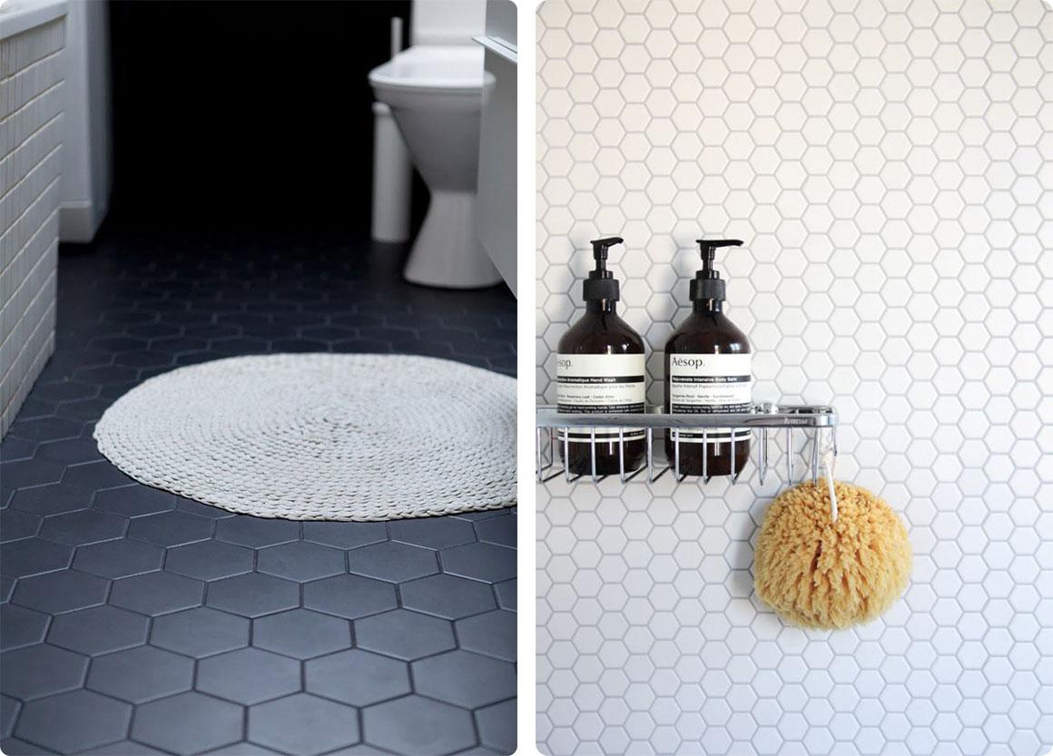 Tile Trend Hexagonal Tiles Kate Walker Design Kwd